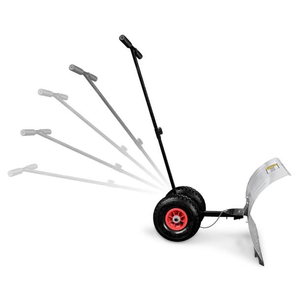 手推轮式雪铲 E-SP005